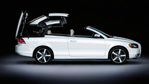 Volvo  Ice White C70 Coupe-Convertible