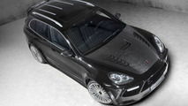 Wide-body Porsche Cayenne by Mansory 10.02.2011