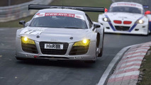 Audi R8 LMS to compete in Nürburgring 24-hour race