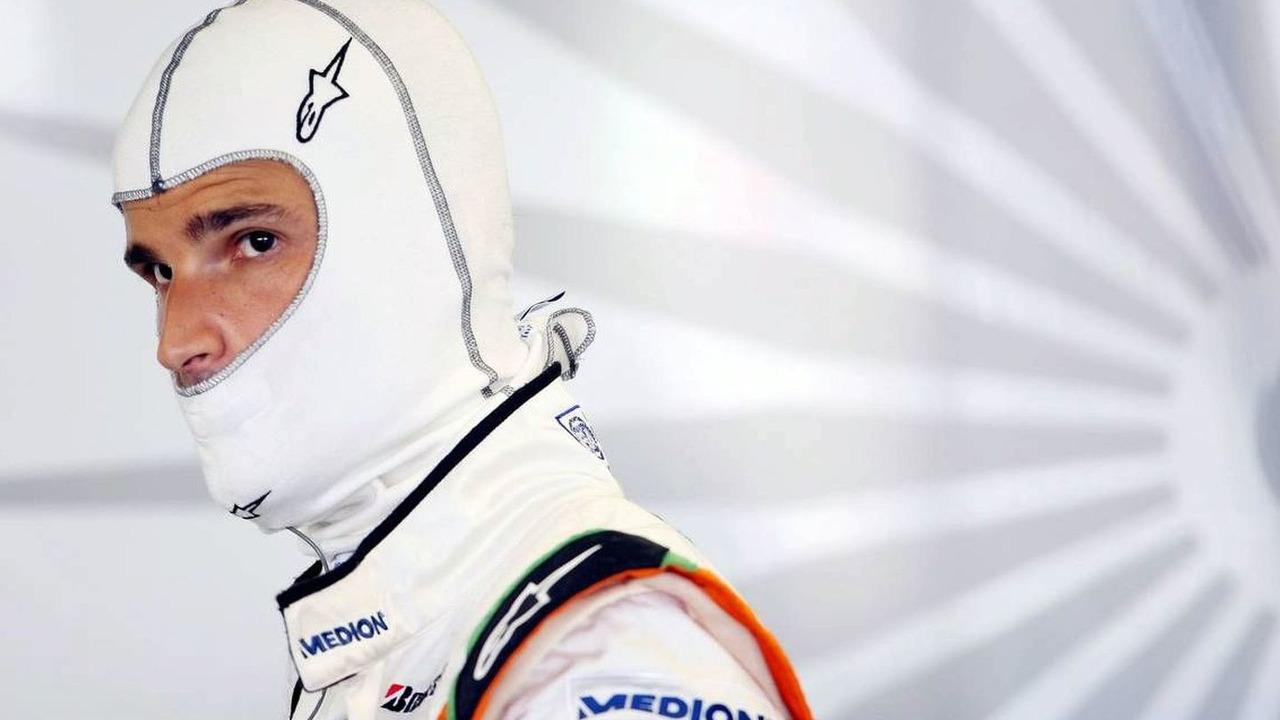 Vitantonio Liuzzi (ITA), Force India F1 Team, Italian Grand Prix, Monza, Italy, 12.09.2009