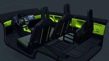 VW E-Up! Concept