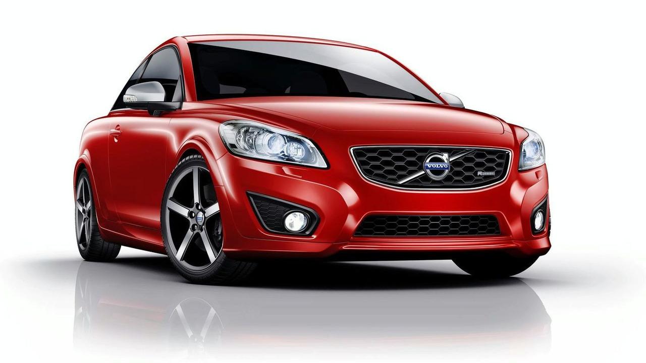 2010 Volvo C30 R-Design facelift