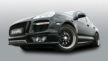 Cargraphic tunes Cayenne Diesel to 290hp