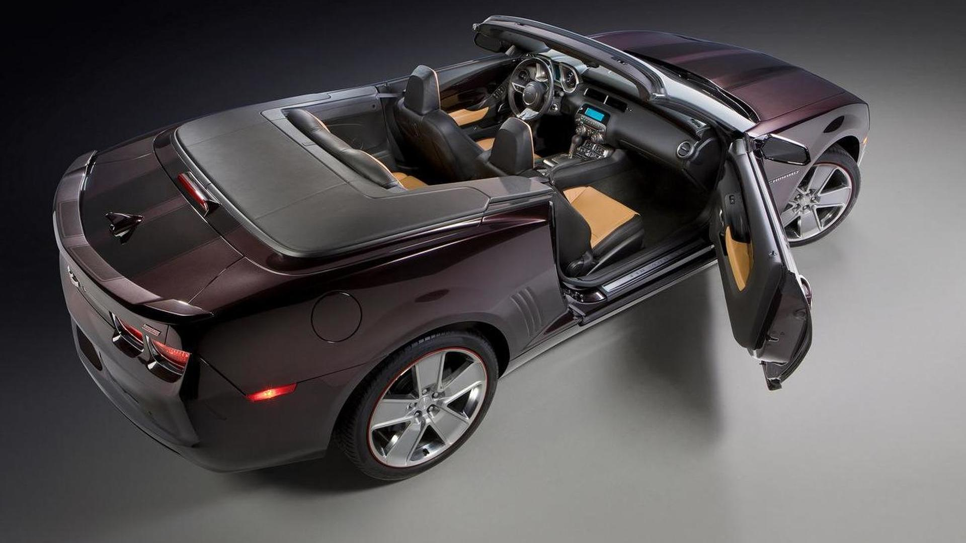 Neiman Marcus Chevrolet Camaro Convertible sells out in three minutes