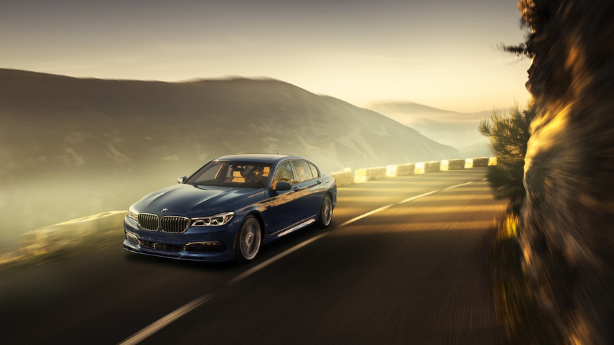 2017 BMW ALPINA B7 xDrive unveiled with 600 hp [video]