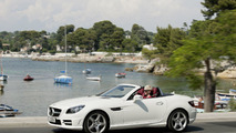 Mercedes-Benz introduces the SLK 250 CDI