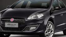 Fiat Bravo facelift revealed in Brazil