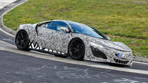 Acura NSX to be priced competitively with the Audi R8