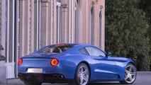 Touring Superleggera Berlinetta Lusso beautifies Geneva Motor Show [video]