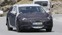 2015 Hyundai i40 Tourer spy photo