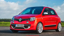 Renault Twingo GT digitally imagined