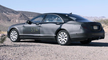2013 Mercedes S-Class Spy Photo