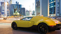 Bugatti Grand Sport special edition introduced in Qatar