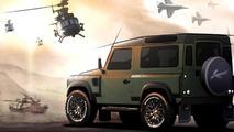 2012 Concept 17 Defender