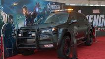 S.H.I.E.L.D. Acura MDX 13.4.2012