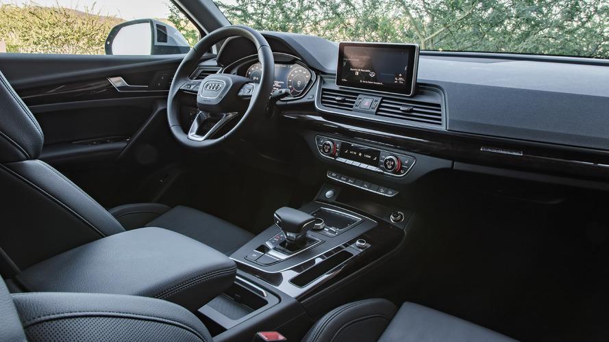 2018 Audi Q5: First Drive