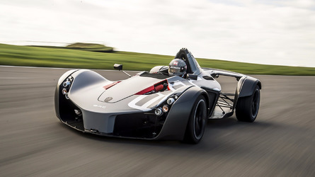 BAC wants to build a McLaren P1-rivaling hybrid hypercar