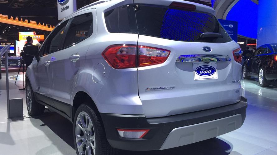 Ford EcoSport 2018 Detroit