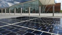 La première route solaire au monde inaugurée en Normandie