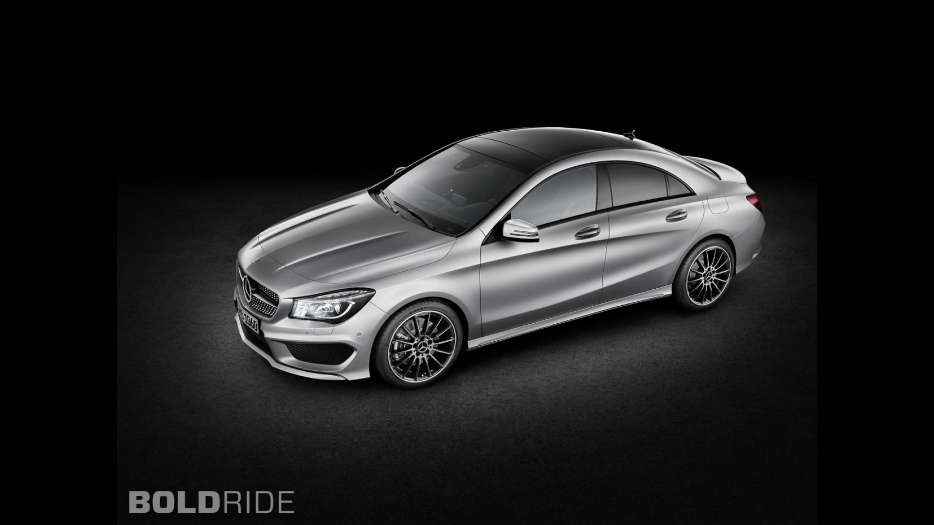 Mercedes benz cla for Mercedes benz cla 2012