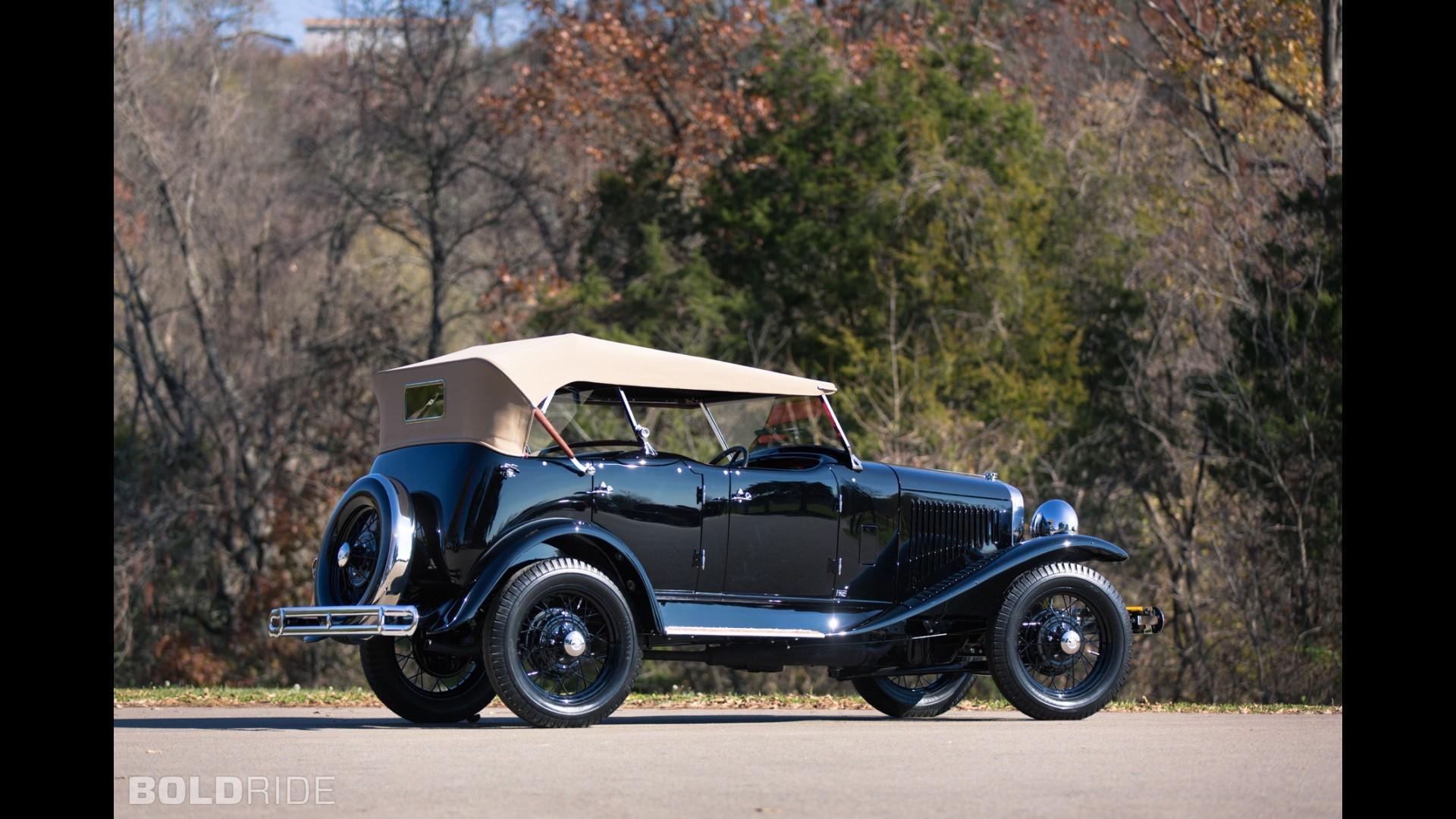 Ford Model A Sport Phaeton