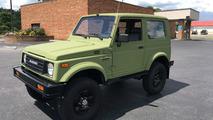 1986 Suzuki Samurai