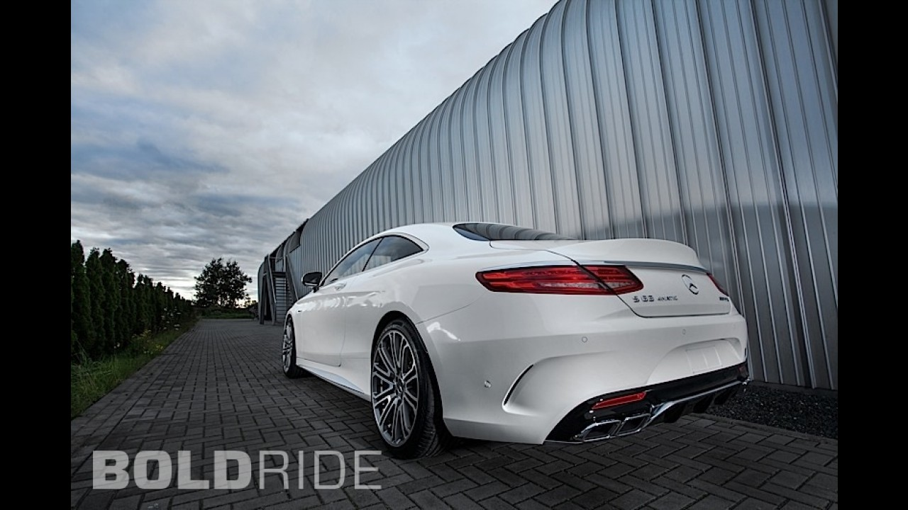 IMSA Mercedes-Benz S63 Coupe