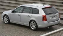 Cadillac BLS Wagon: More Details