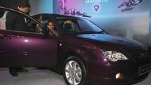 Proton chairman and Malaysian King in new Proton Persona