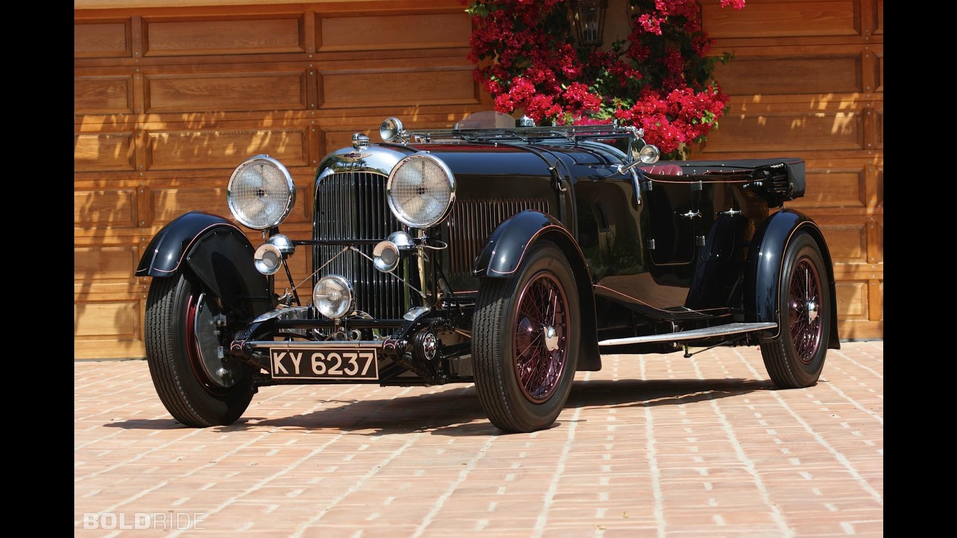Lagonda 3-Liter Tourer
