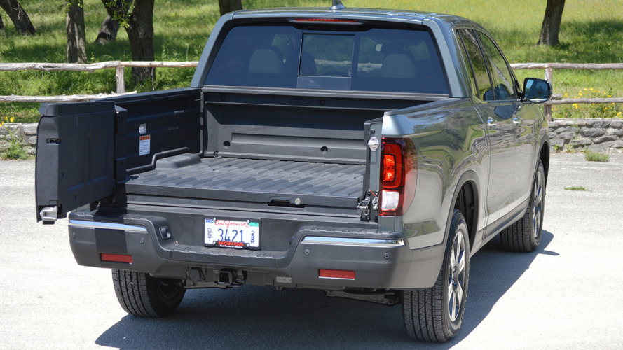 Honda's in-bed, lockable trunk sticks around, as does the dual ...