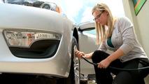 Nissan Altima tire filling