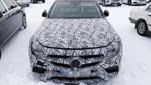 2017 Mercedes-AMG E63 looks fast even when standing still