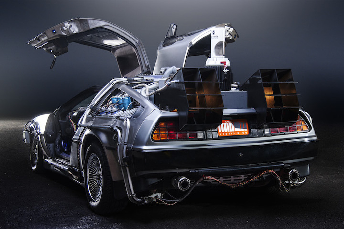Director Robert Zemeckis Says No to 'Back to the Future' Reboot