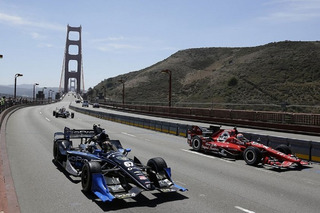 Ride Along With 4 IndyCar Racecars in 360-Degree Video