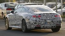 2014 Mercedes-Benz S63 AMG Coupe spy photo 17.10.2013