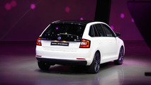 Skoda Rapid Spaceback makes public debut in Frankfurt