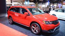 2014 Dodge Journey Crossroad live in Chicago