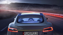 Rinspeed XchangE concept