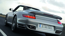 Porsche 911 (997) Turbo Convertible