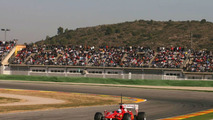 More than 15,000 to flock to Valencia for Alonso debut
