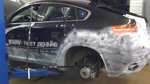 BMW X6 Interceptor by Met R, scanning the surface of the body BMW X6, 1280, 28.05.2010