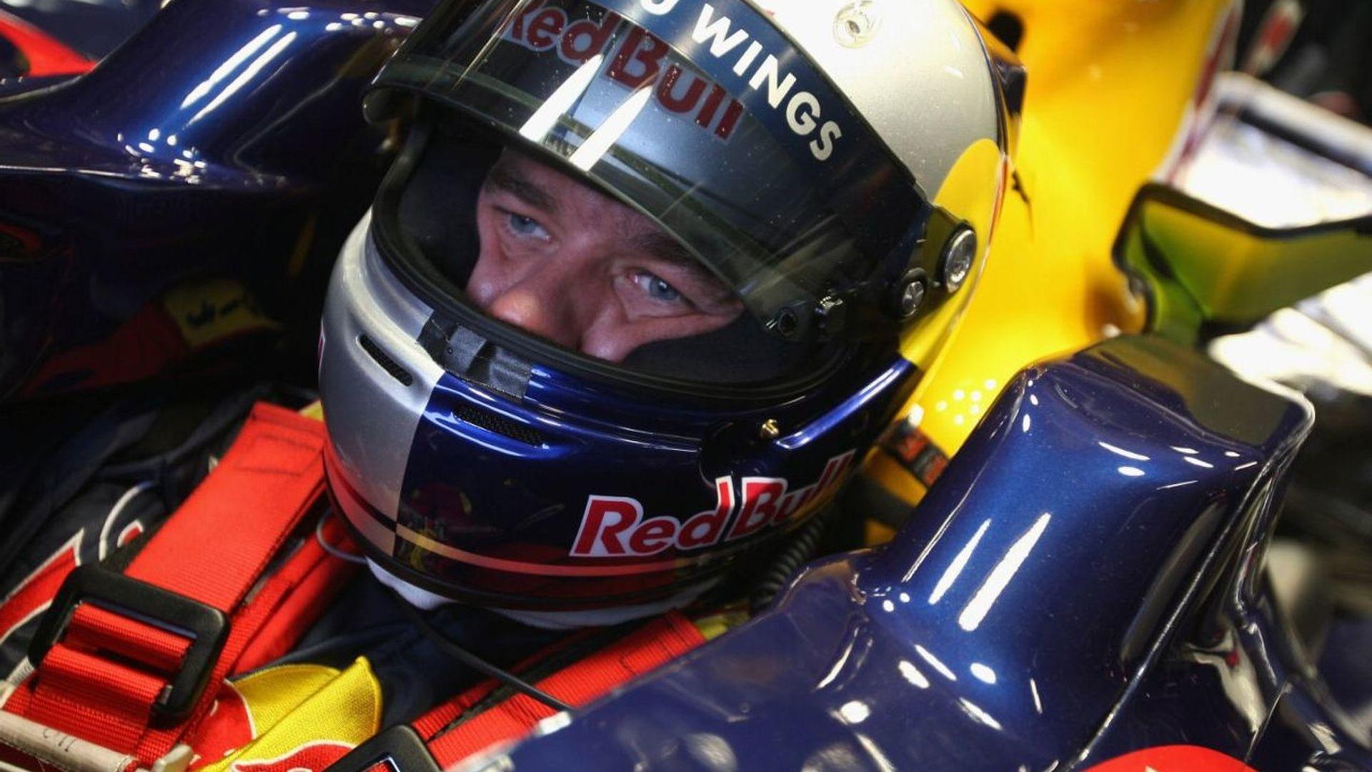 Loeb plays down new Toro Rosso reports
