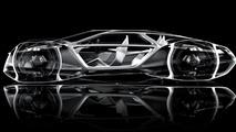 Cadillac Aera concept, LA Auto Show Design Challenge 2010, 21.10.2010