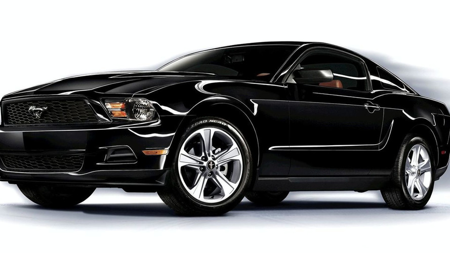 2011 Ford Mustang gets New 305hp V6 Engine