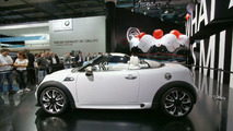 MINI Roadster Concept, Coupe Concept Unveiled