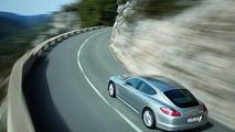 2010 Porsche Panamera: Interior Shots Officially Released