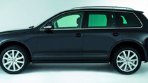 VW Touareg Lux Limited edition launched at NAIAS