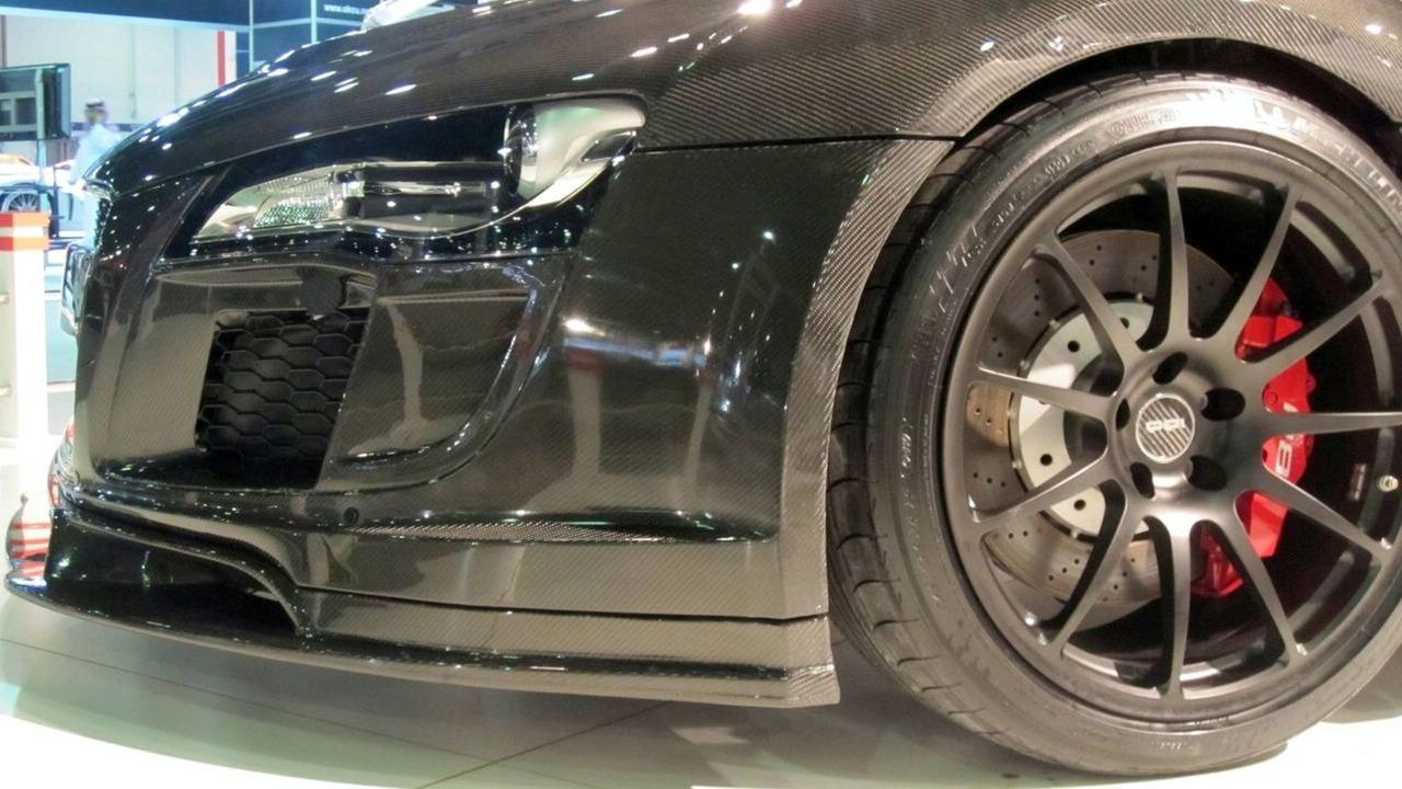 PPI Razor GTR Visible Carbon Fiber Widebody package