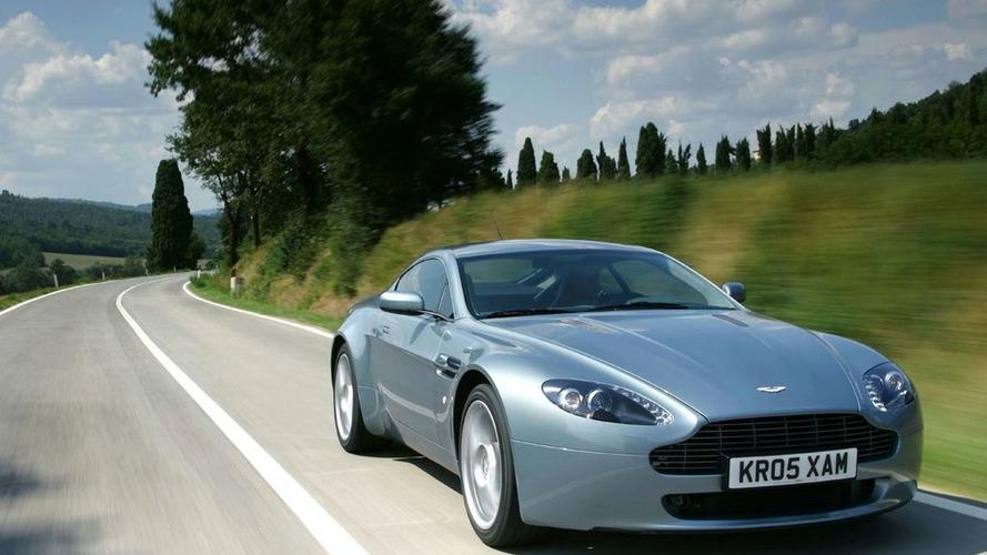Updated Aston Martin V8 Vantage and DB9 for Geneva